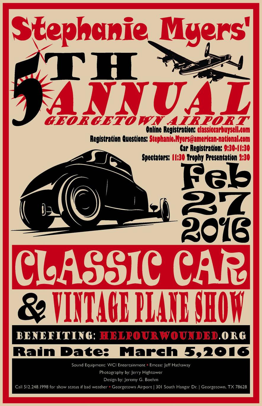 Georgetown Classic Car Show