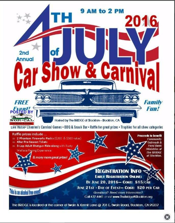 Th Of July Car Show Virginia