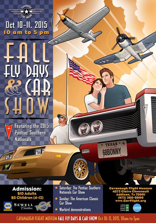 Maryland Car Registration >> Cavanaugh Flight Museum Car Show | Car Show Radar