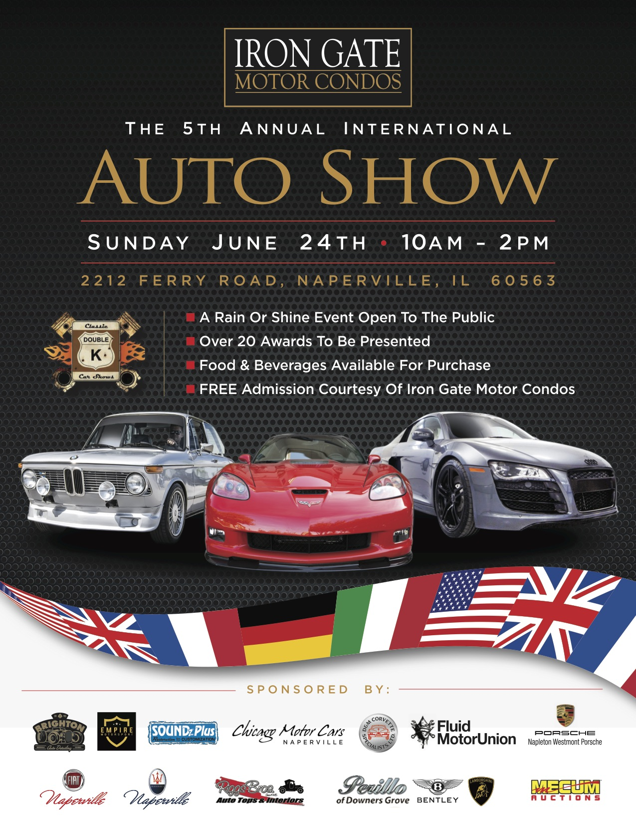 North Carolina Car Show August Th