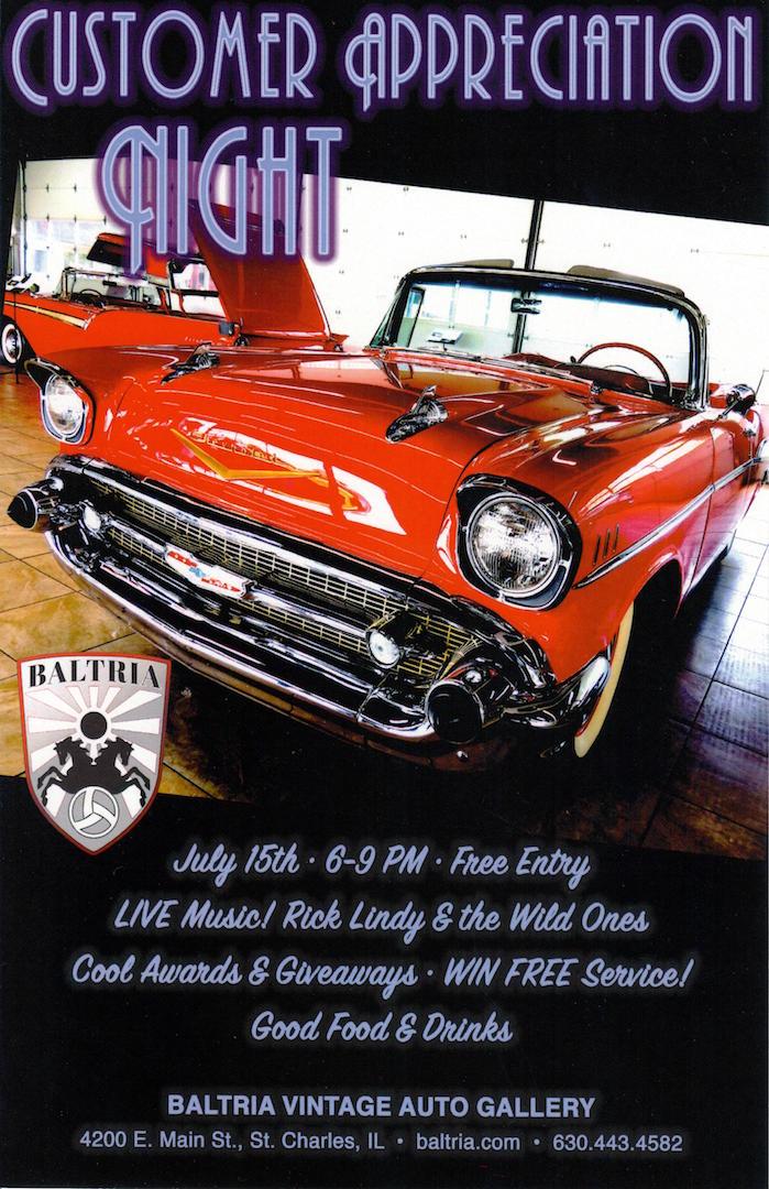 St Charles Il Car Show