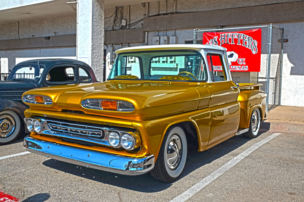 los-hitters-chevy-truck