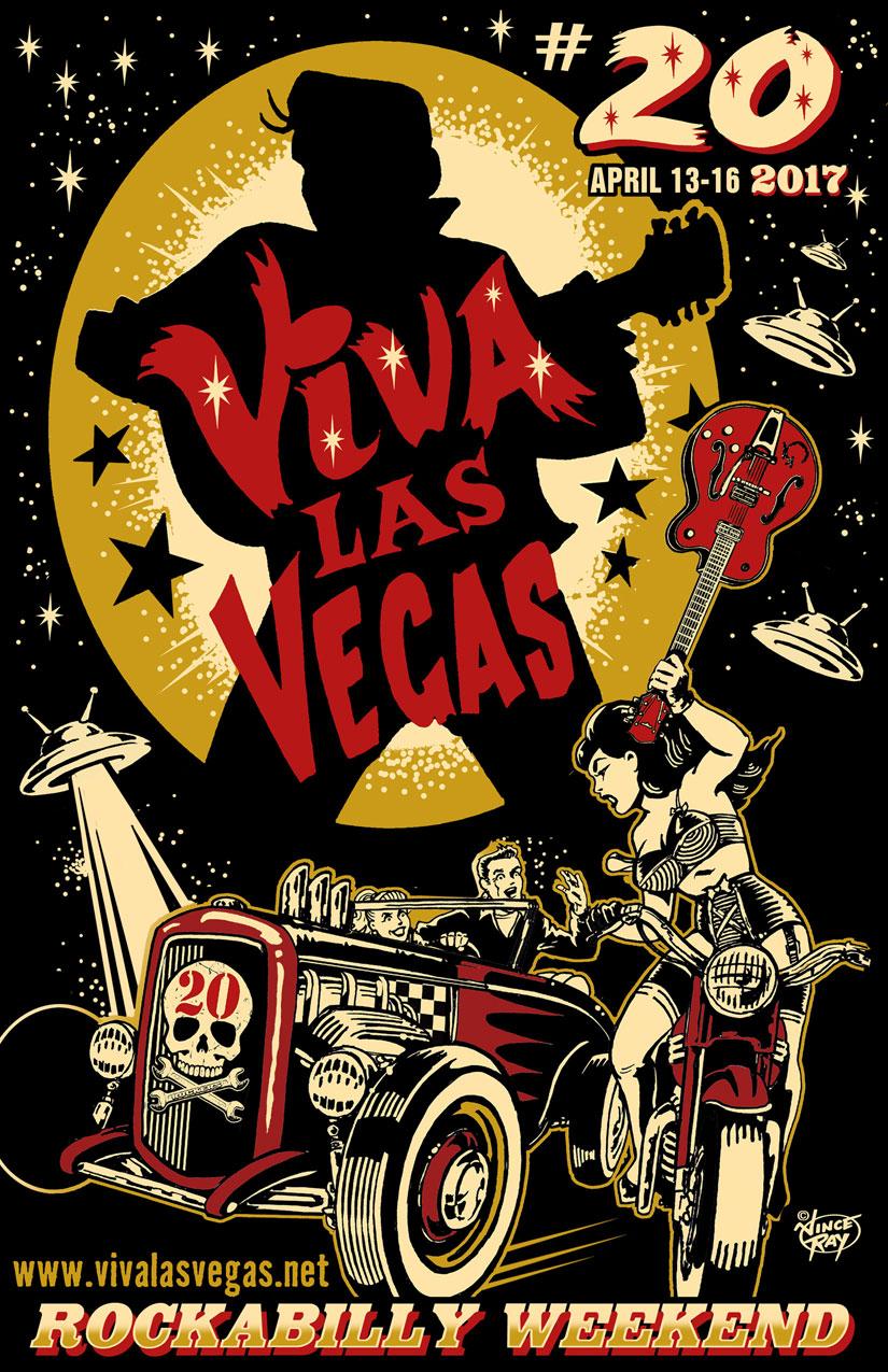 Viva Las Vegas Car Show Radar - Las vegas rockabilly car show