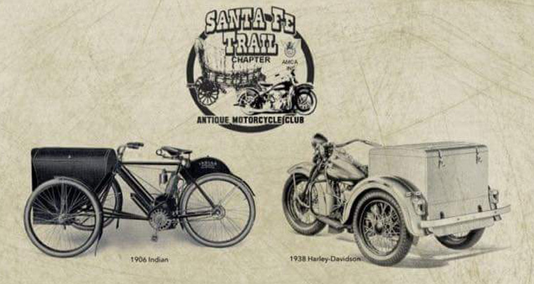 28th annual antique and classic motorcycle show swap meet