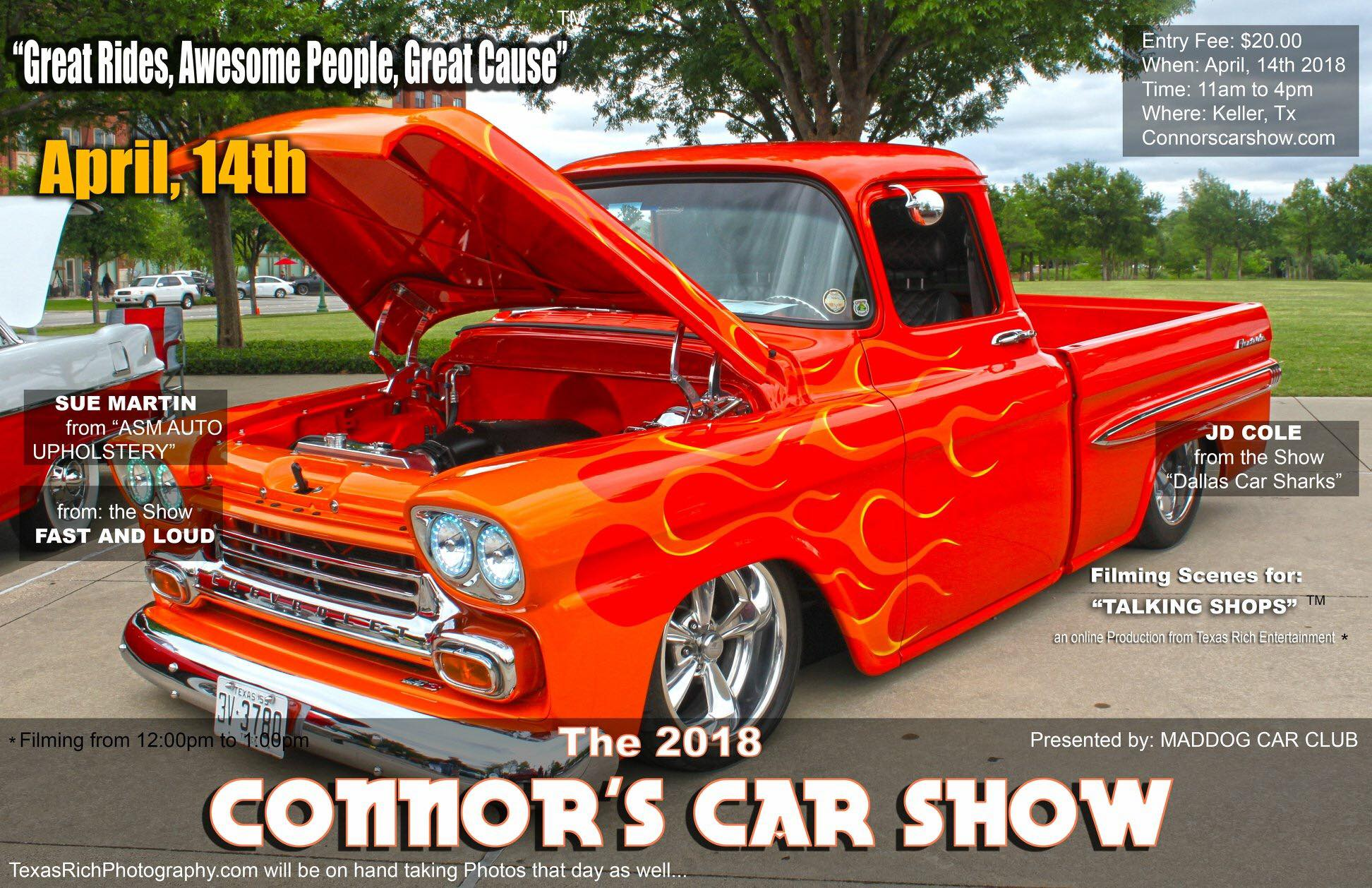 Connors Car Show Car Show Radar - Keller car show