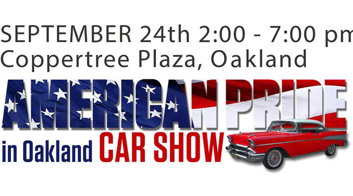 New Jersey Car Shows Page Of Car Show Radar - Oakland car show